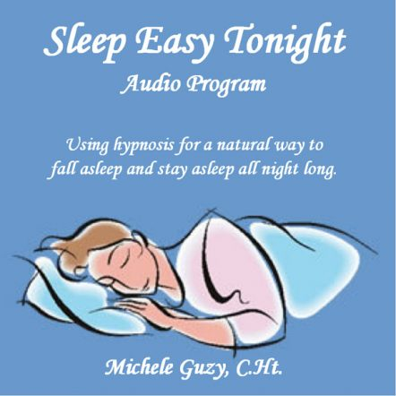 se Hypnosis and Deep Meditation in this CD program to fall asleep naturally