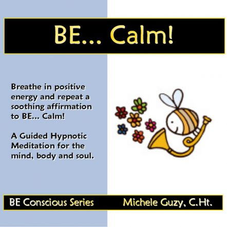 be calm in stressful situations